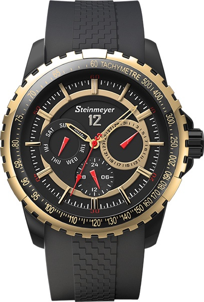 купить Часы Steinmeyer S 206.83.31 по цене 10790 рублей