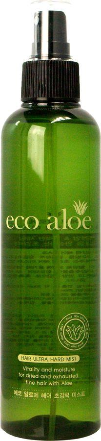 Спрей для волос Rosee Эко Алоэ, сильной фиксации, 250 мл