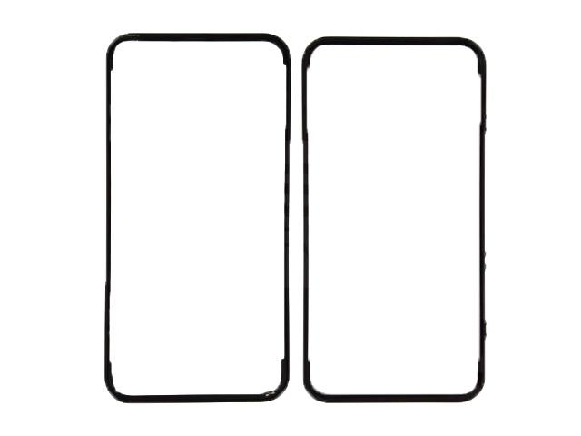 Дисплей для телефонов Рамка дисплея для iPhone 4 (черный) телефон iphone 4
