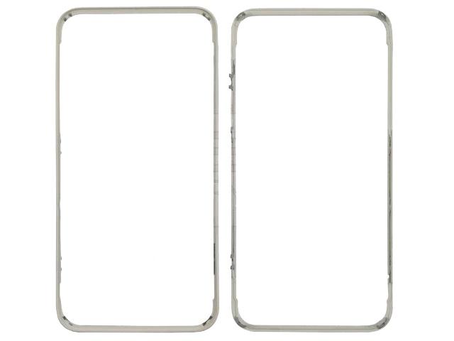 Дисплей для телефонов Рамка дисплея для iPhone 4S (белый)
