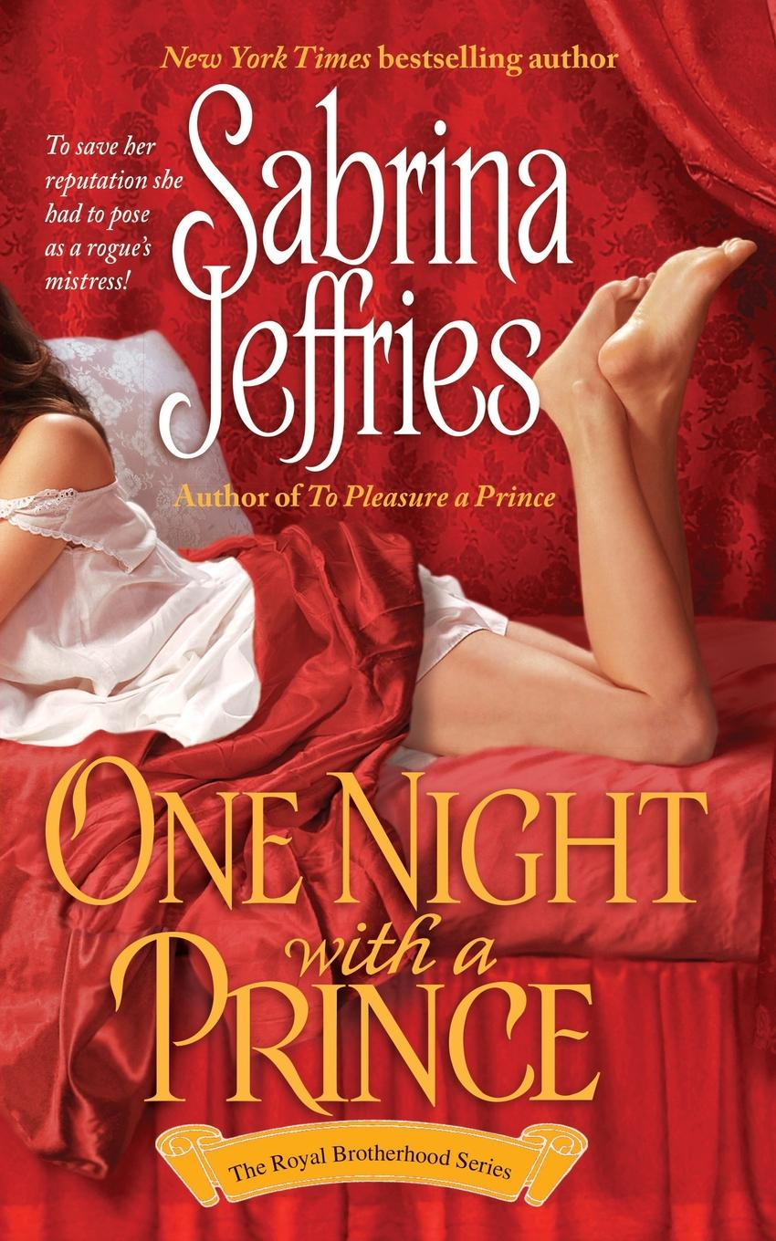 Sabrina Jeffries One Night with a Prince one night with a billionaire