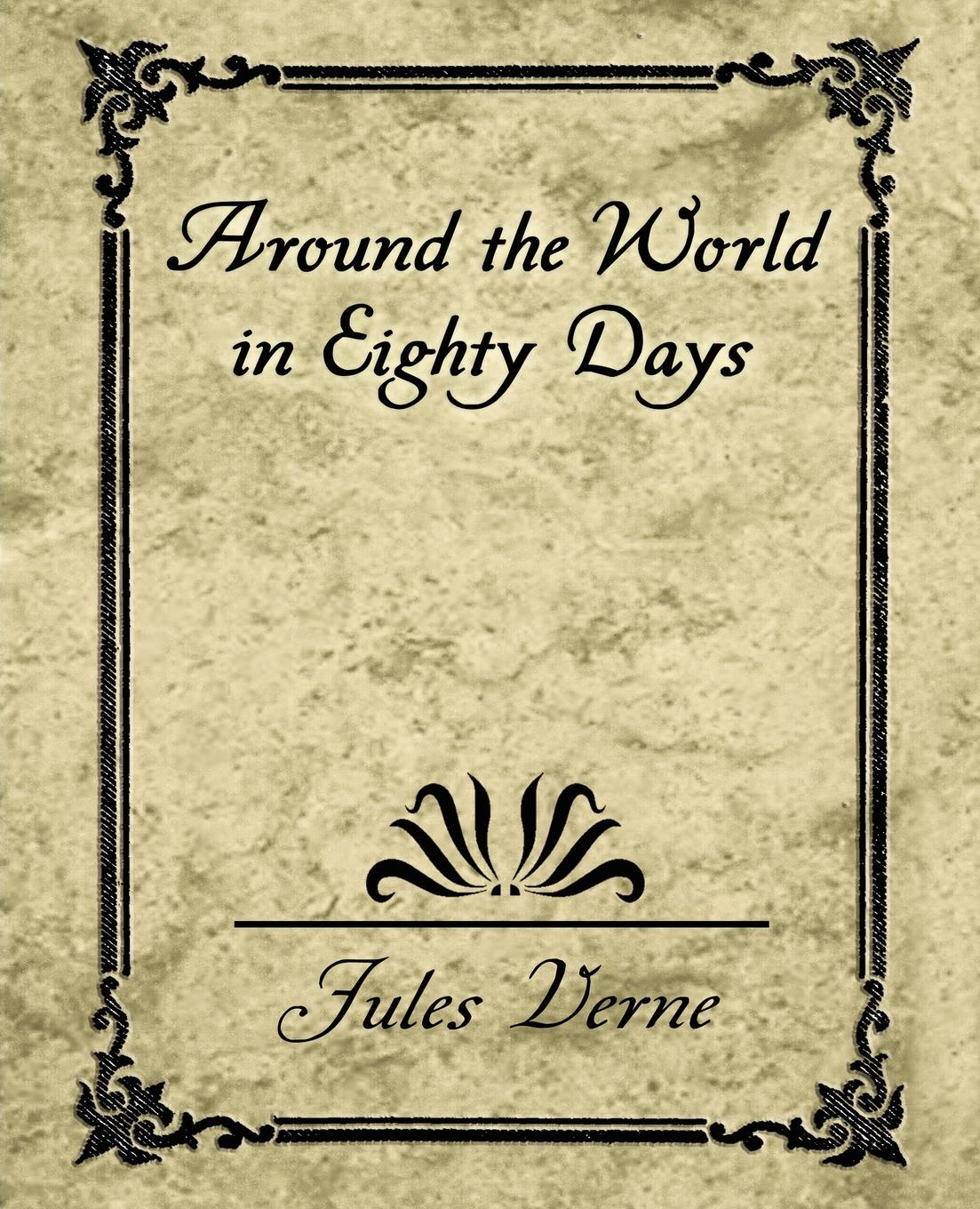 Verne Jules Verne, Jules Verne, Jules Verne Around the World in Eighty Days шкаф двустворчатый etagerca jules verne jv27etgyb