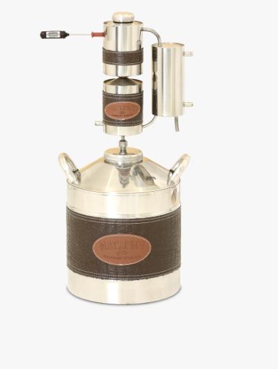 Дистиллятор бытовой Магарыч Машковского БКДР 12, Brown Leather дистиллятор чзбт магарыч 20л премиум т бк