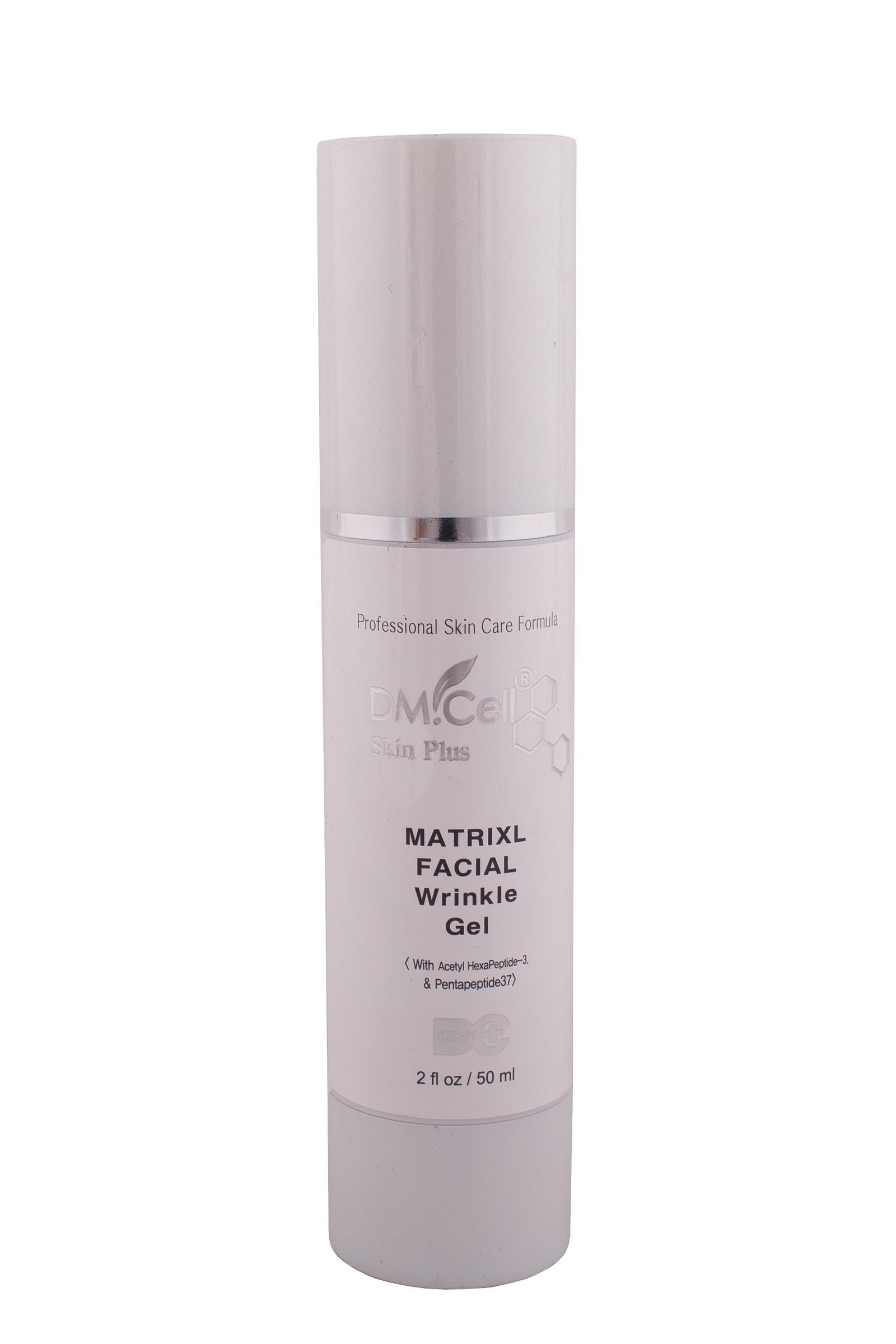 блокирующие устройства Крем для ухода за кожей Dm.Cell Matrixl Facial Wrinkle Gel Гель для лица Матриксил