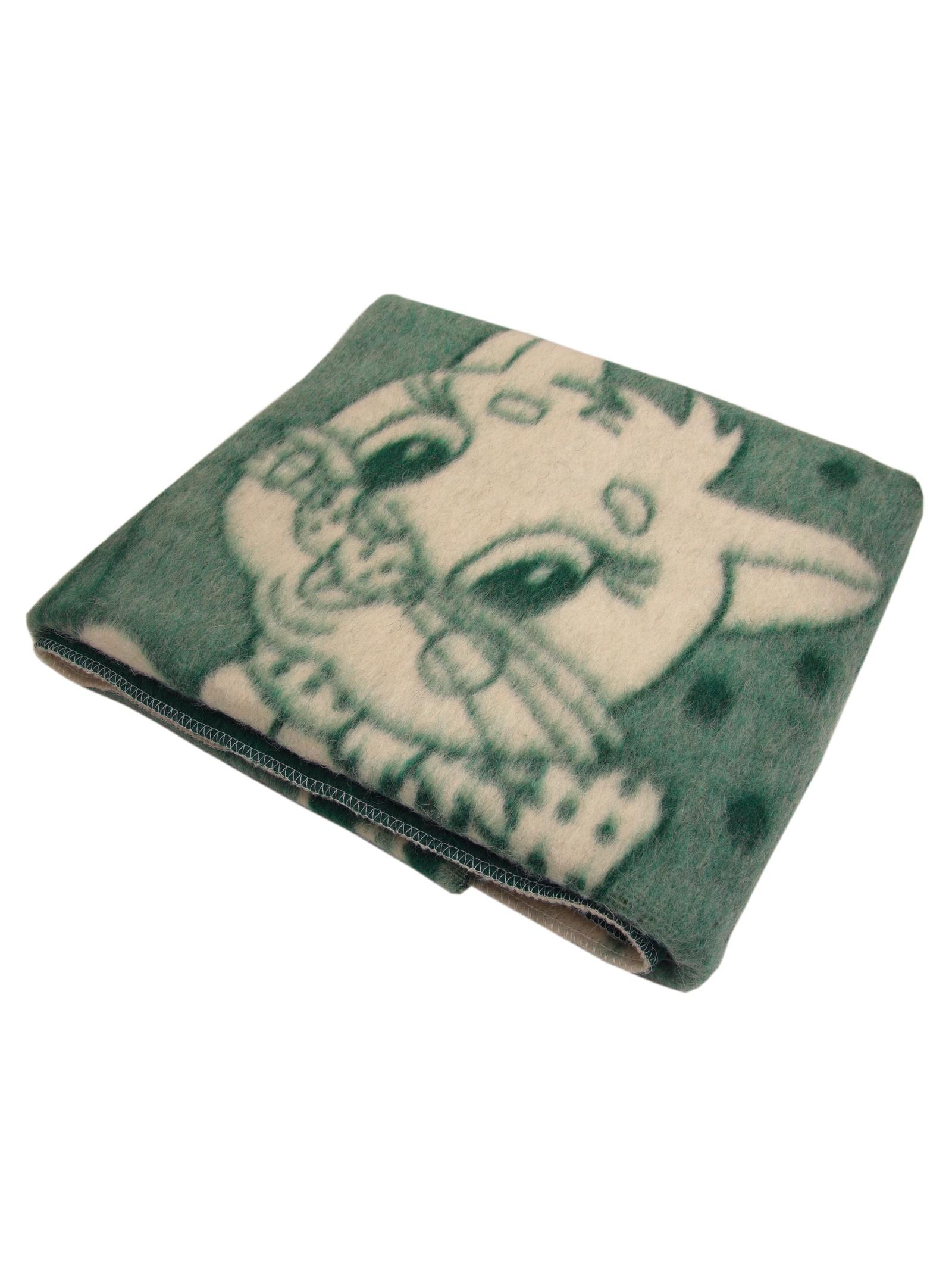 Одеяло детское Arloni 27390.К.З, зеленый