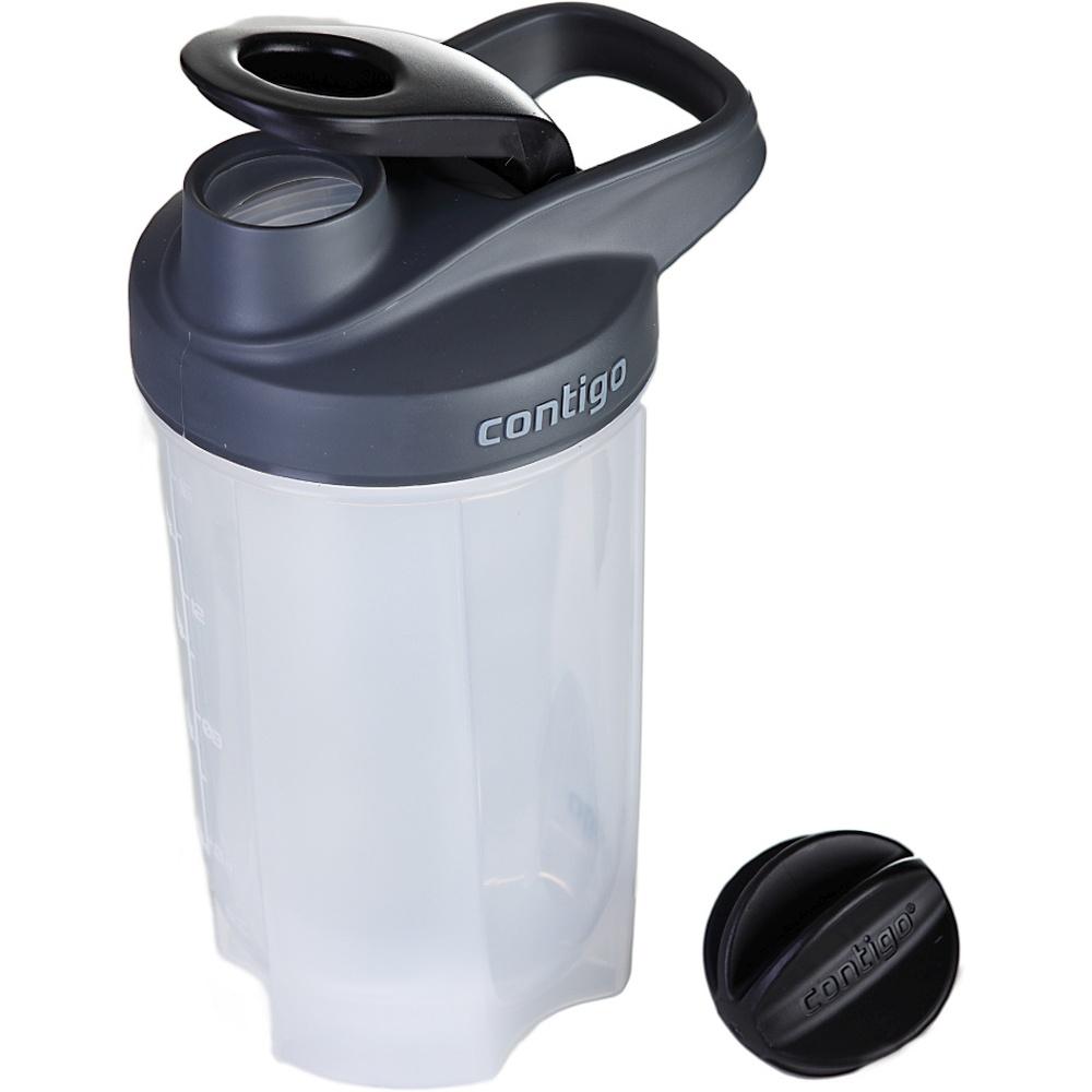 Бутылка-шейкер Contigo Shake&Go FIT 590 мл, черный