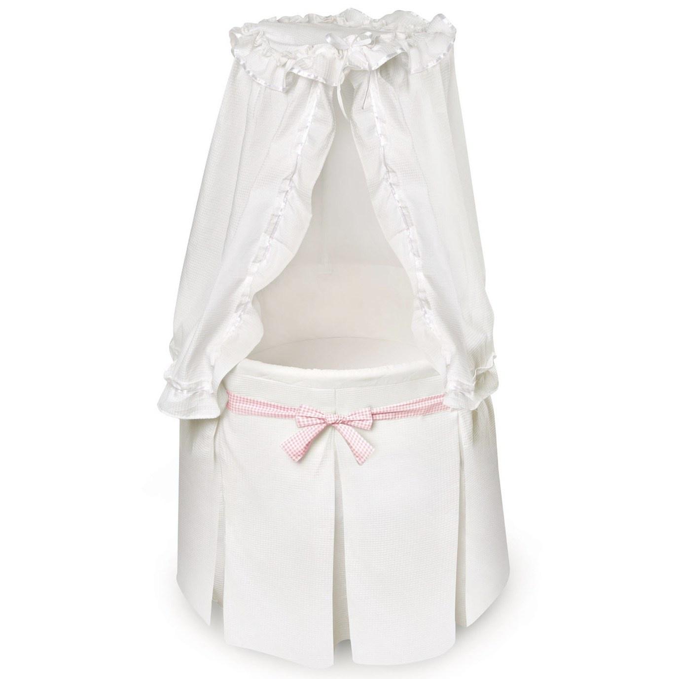 Колыбель Giovanni Solo White/Pink колыбель giovanni shapito solo white pink