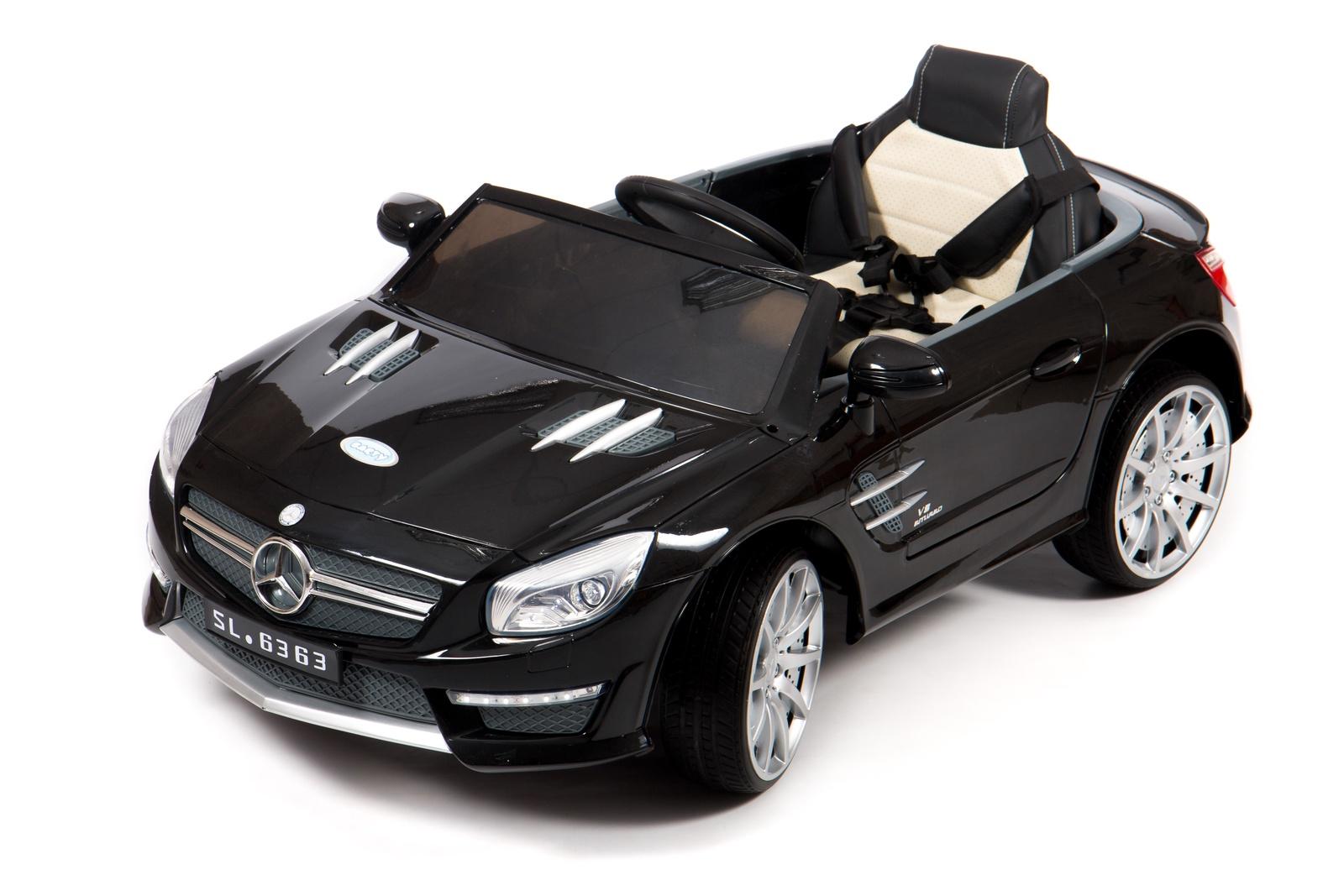 Электромобиль BARTY Mercedes Benz SL63 AMG