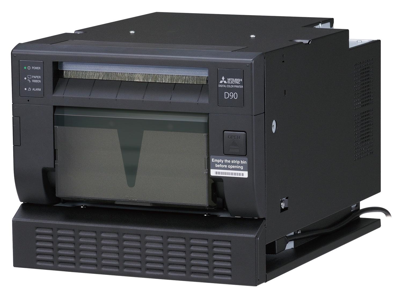 Принтер Mitsubishi 00000000089, черный