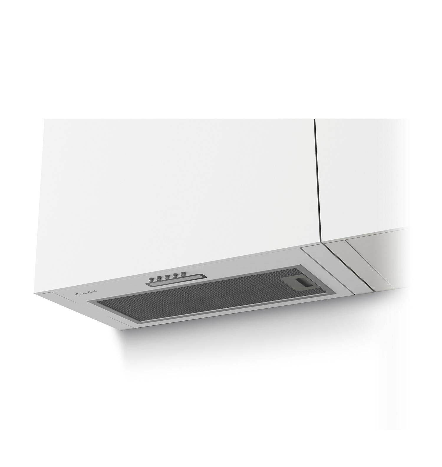 Вытяжка LEX GS Bloc Light 600 White, белый LEX
