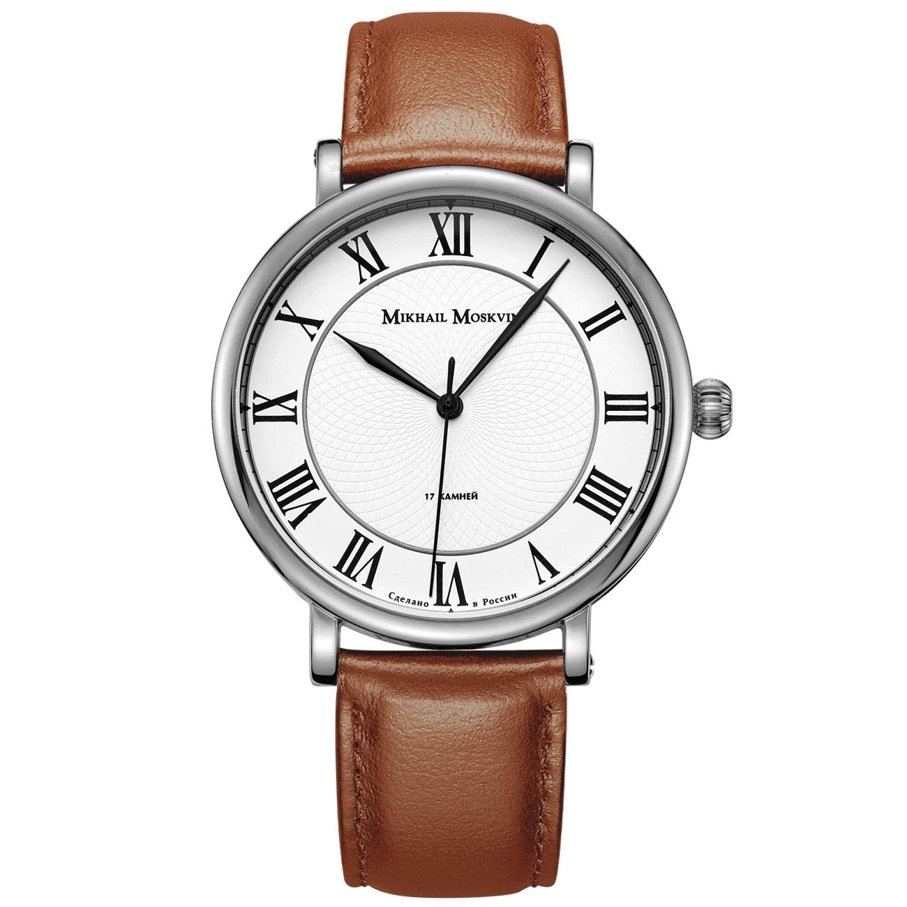 Часы Mikhail Moskvin, Mikhail Moskvin 1050A1L9-11, 1050A1L9-11 все цены