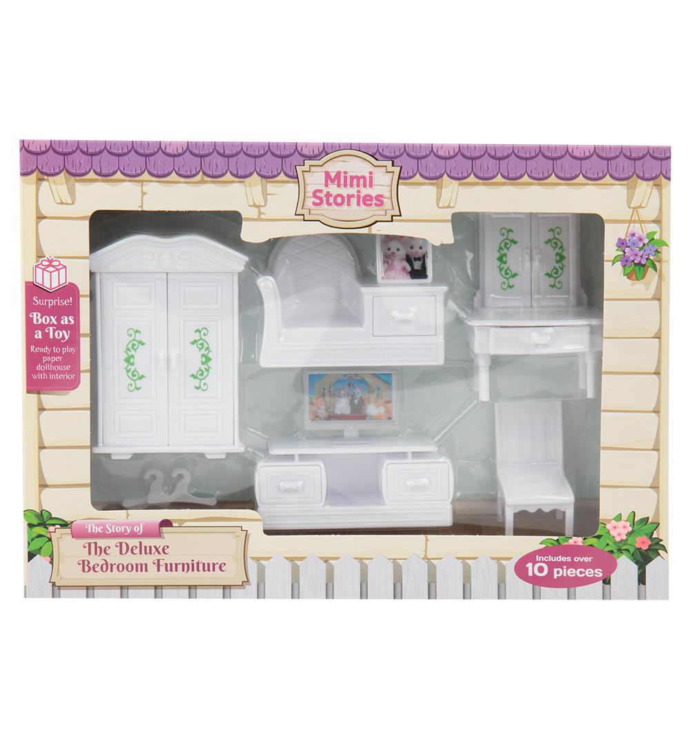 Сюжетно-ролевые игрушки Mimi Stories Мебель для кукол, MS-100610887