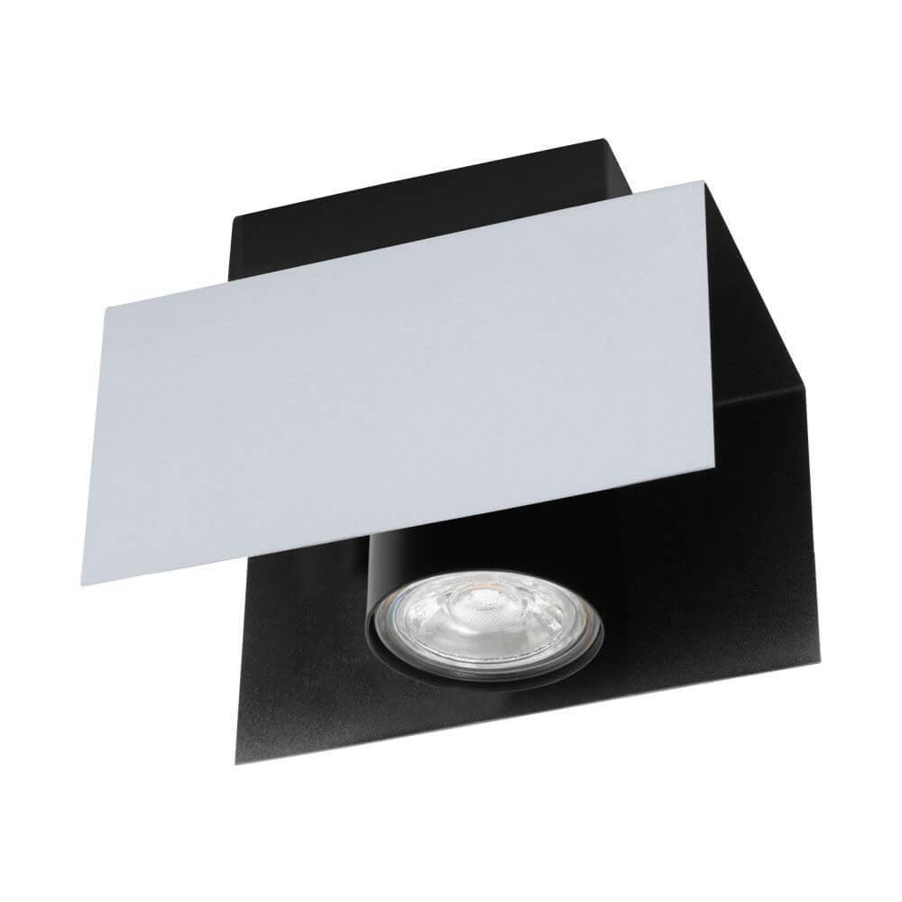 Потолочный светильник Eglo 97394, GU10, 5 Вт переходник usb2 0 usb c m microb 5p vention vas s10 w белый