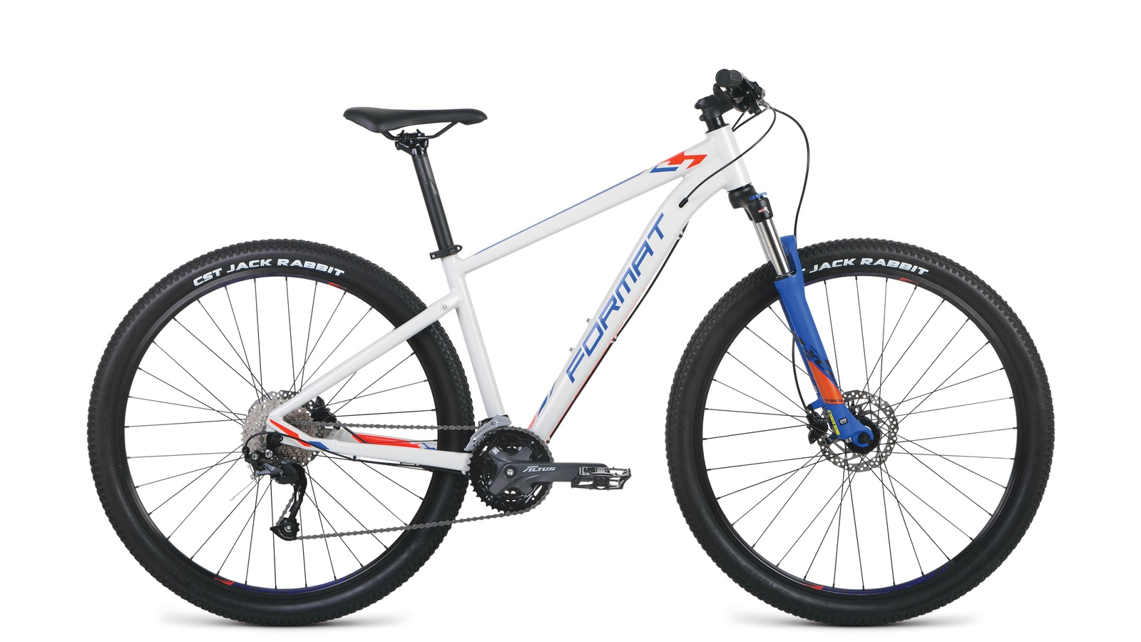 Велосипед Format 1412 29, белый велосипед format 1113 2014