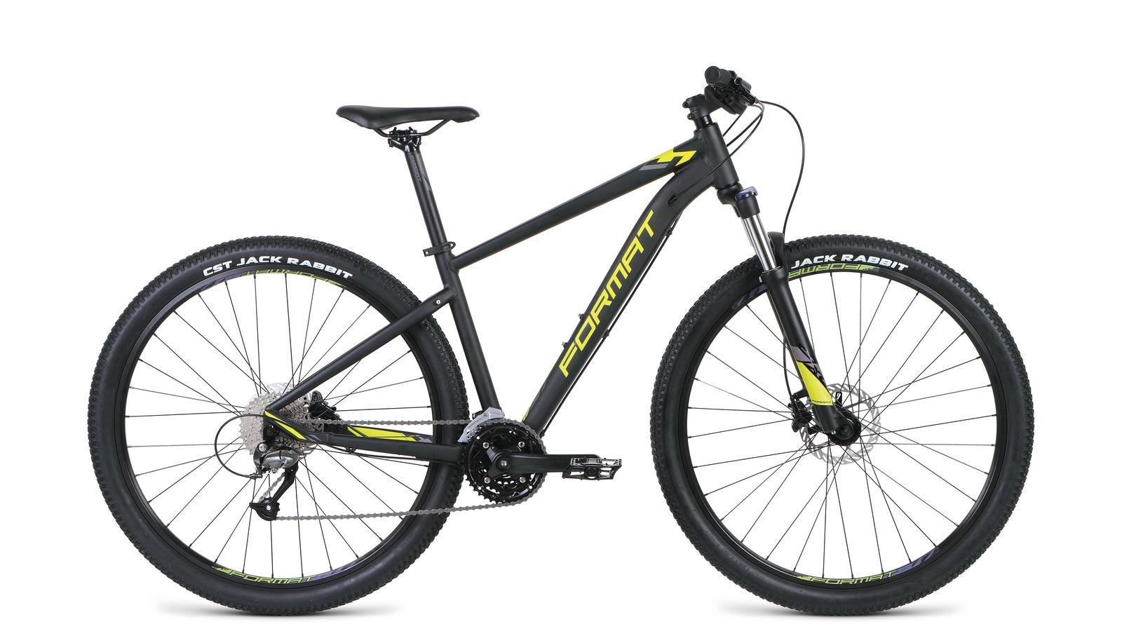Велосипед Format 1413 29, черный велосипед format 1413 29 2017