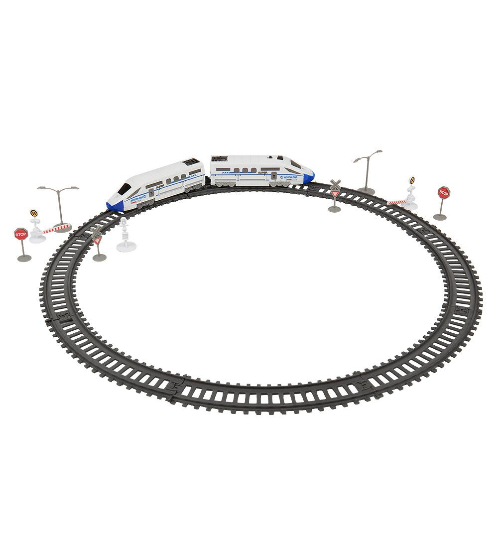 Фото - Железная дорога Tongde, HDT578-D6052 big игровой набор big дорожные знаки 69 см 3 шт