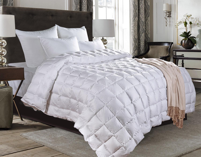 Пуховое одеяло Perla light 140х205