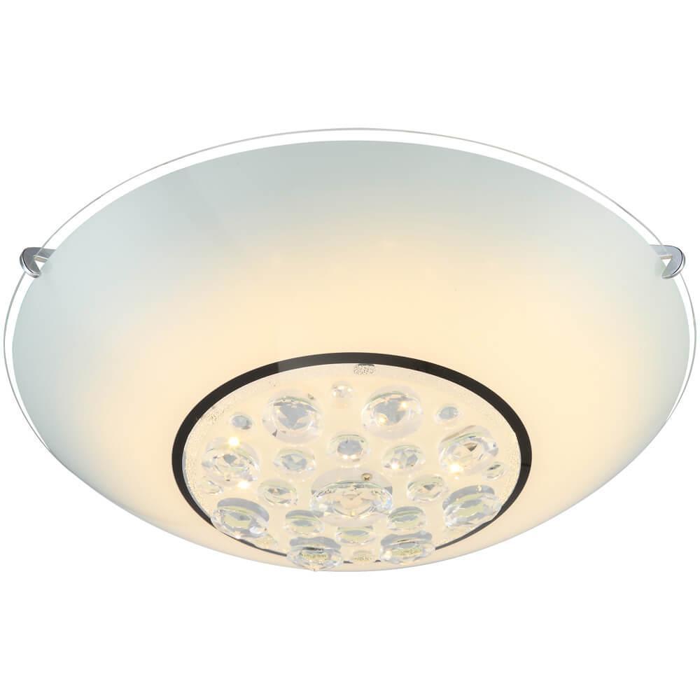 купить Накладной светильник Globo 48175-12, LED, 12 Вт по цене 4144 рублей