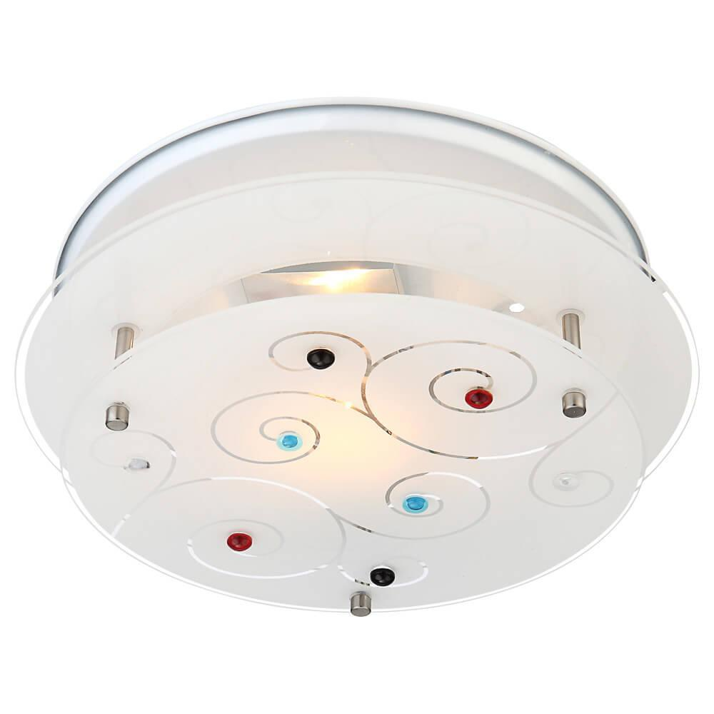 Накладной светильник Globo 48141-1, E27, 40 Вт