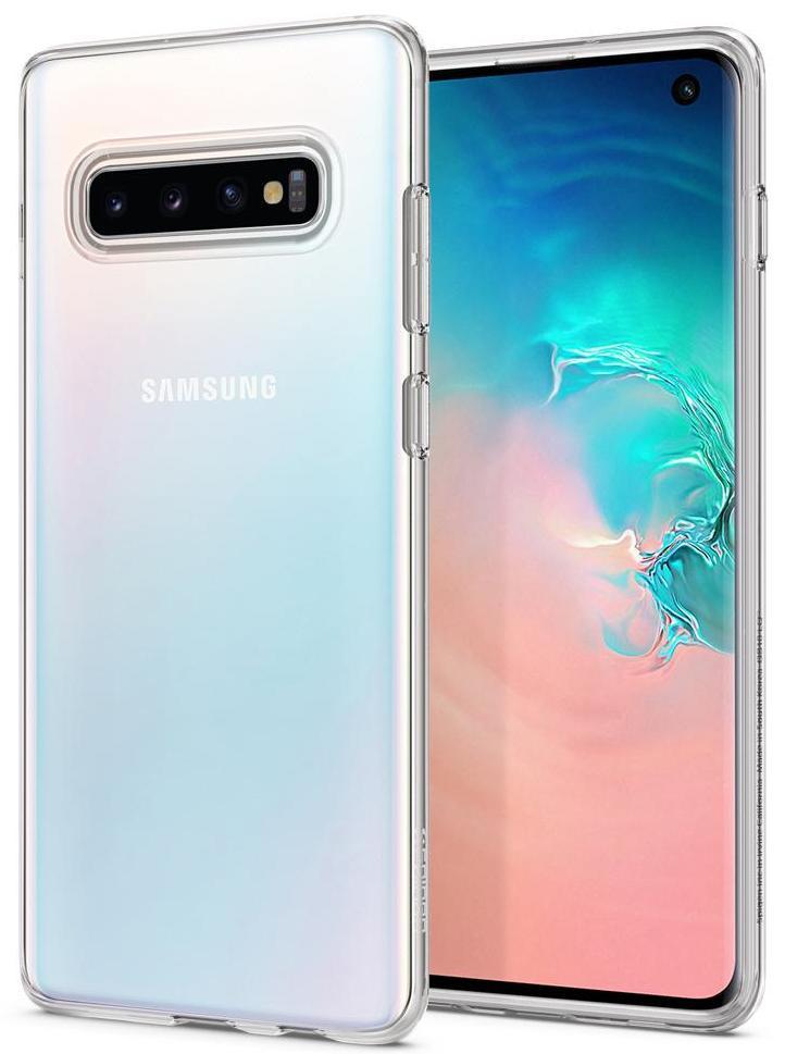 Чехол для сотового телефона SGP Liquid Crystal для Galaxy S10, прозрачный sva liquid crystal lt3232 main board 5800 a8m61a m010 screen lc320wxn