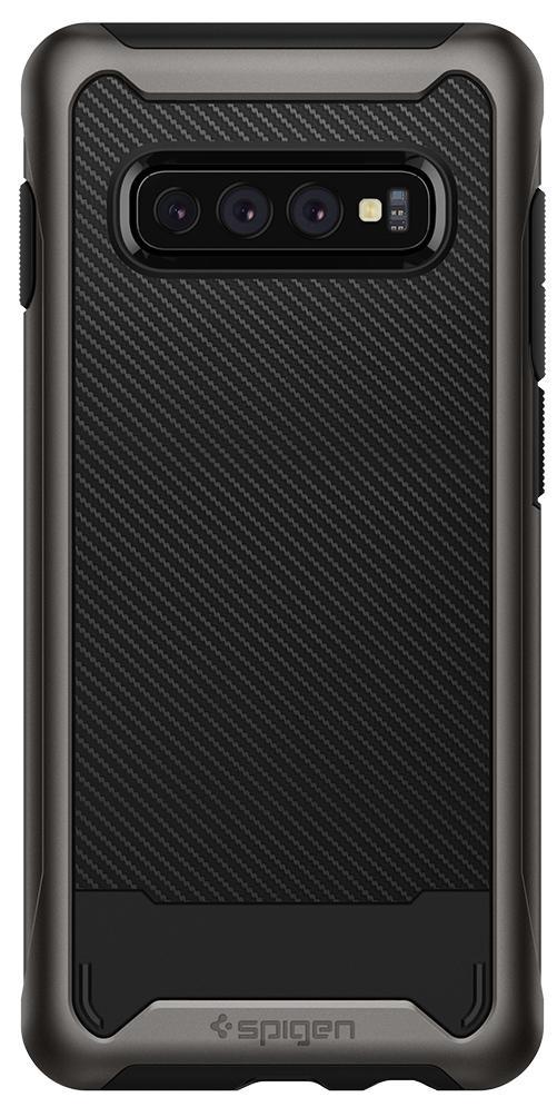 Чехол для сотового телефона SGP Hybrid NX для Galaxy S10+, серый аксессуар чехол spigen для samsung galaxy note 8crystal hybrid champagne 587cs21840