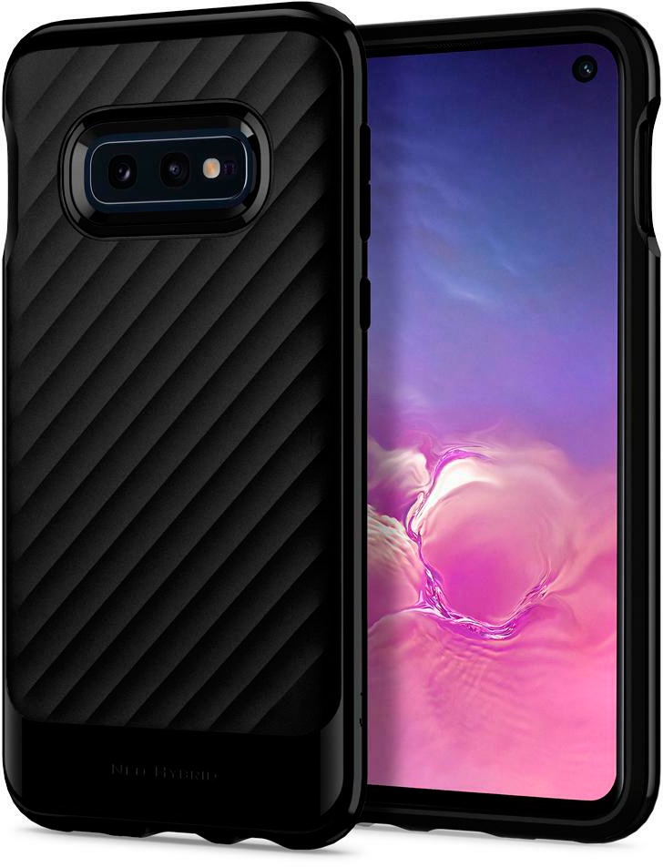 Чехол для сотового телефона SGP Neo Hybrid для Galaxy S10e, черный spigen neo hybrid 562cs20568 чехол для samsung galaxy note 7 gunmetal
