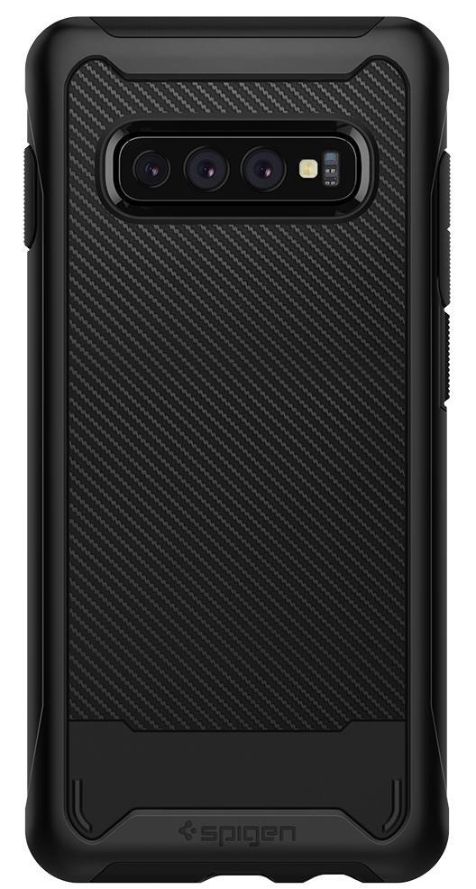 Чехол для сотового телефона SGP Hybrid NX для Galaxy S10, черный аксессуар чехол spigen для samsung galaxy note 8crystal hybrid champagne 587cs21840