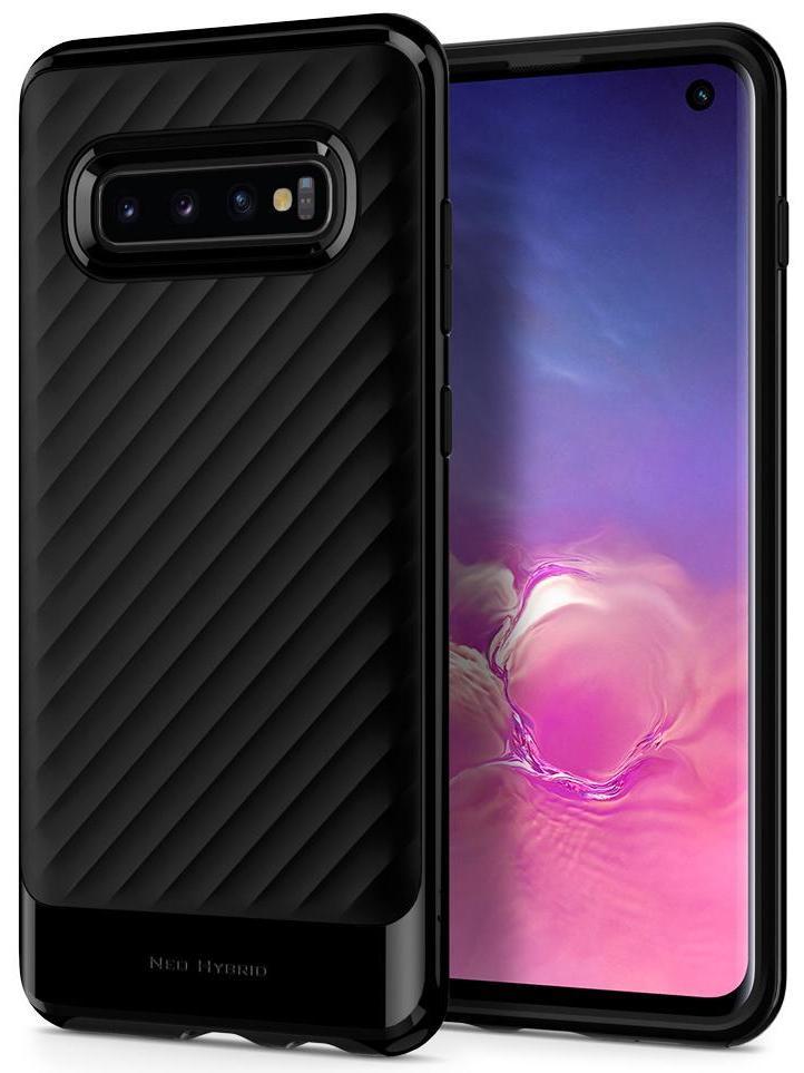 Чехол для сотового телефона SGP Neo Hybrid Galaxy S10, черный