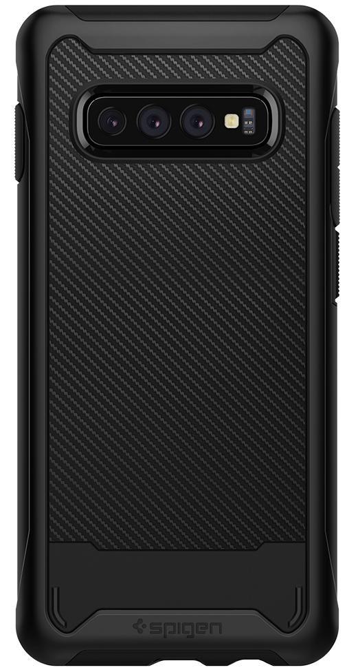 Чехол для сотового телефона SGP Hybrid NX для Galaxy S10+, черный аксессуар чехол spigen для samsung galaxy note 8crystal hybrid champagne 587cs21840