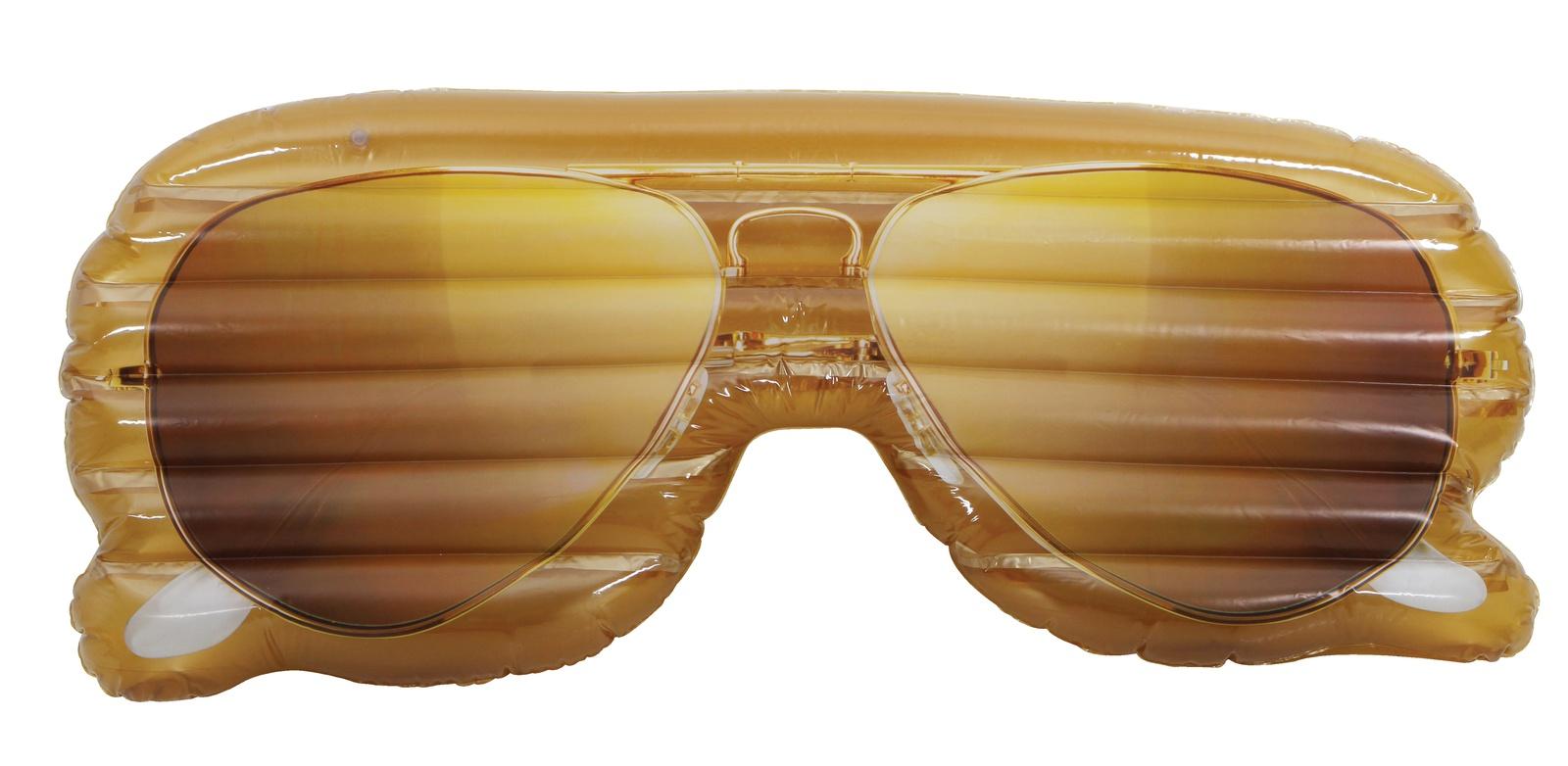 Матрас надувной Очки 175 х 71 х 14 см