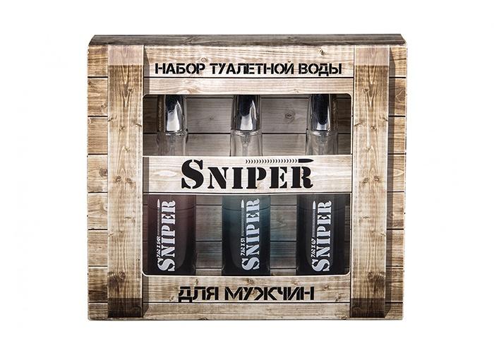 Парфюмированный набор Понти Парфюм Sniper