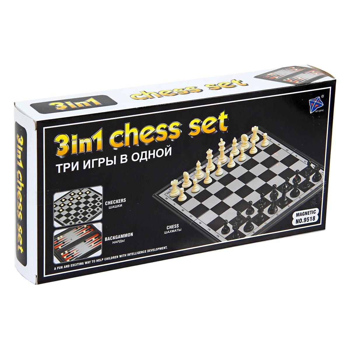 Набор настольных игр Veld Co 48212 настольные игры шашки онлайн