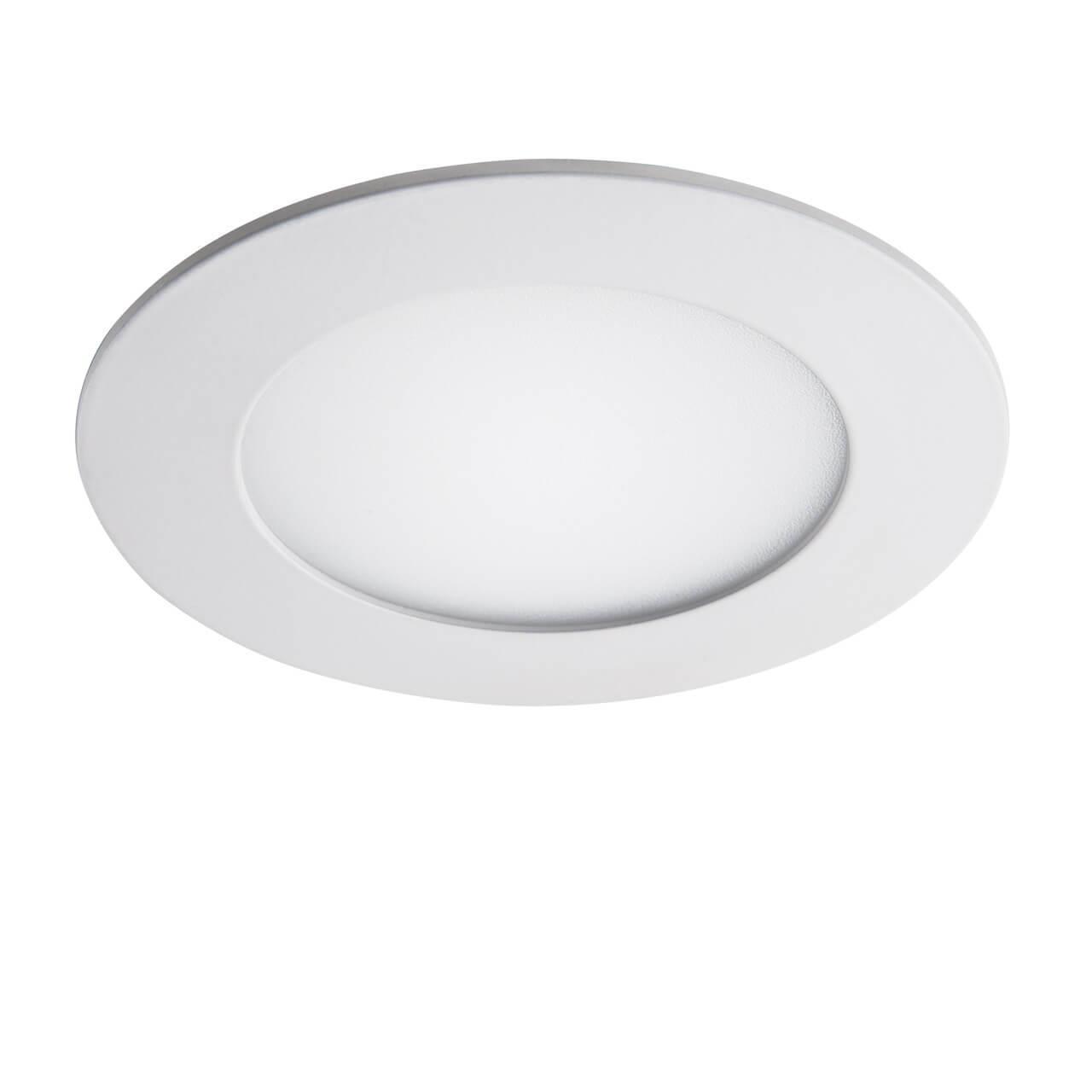 Встраиваемый светильник Lightstar 223064, LED, 6 Вт встраиваемый светильник lightstar led 6 вт