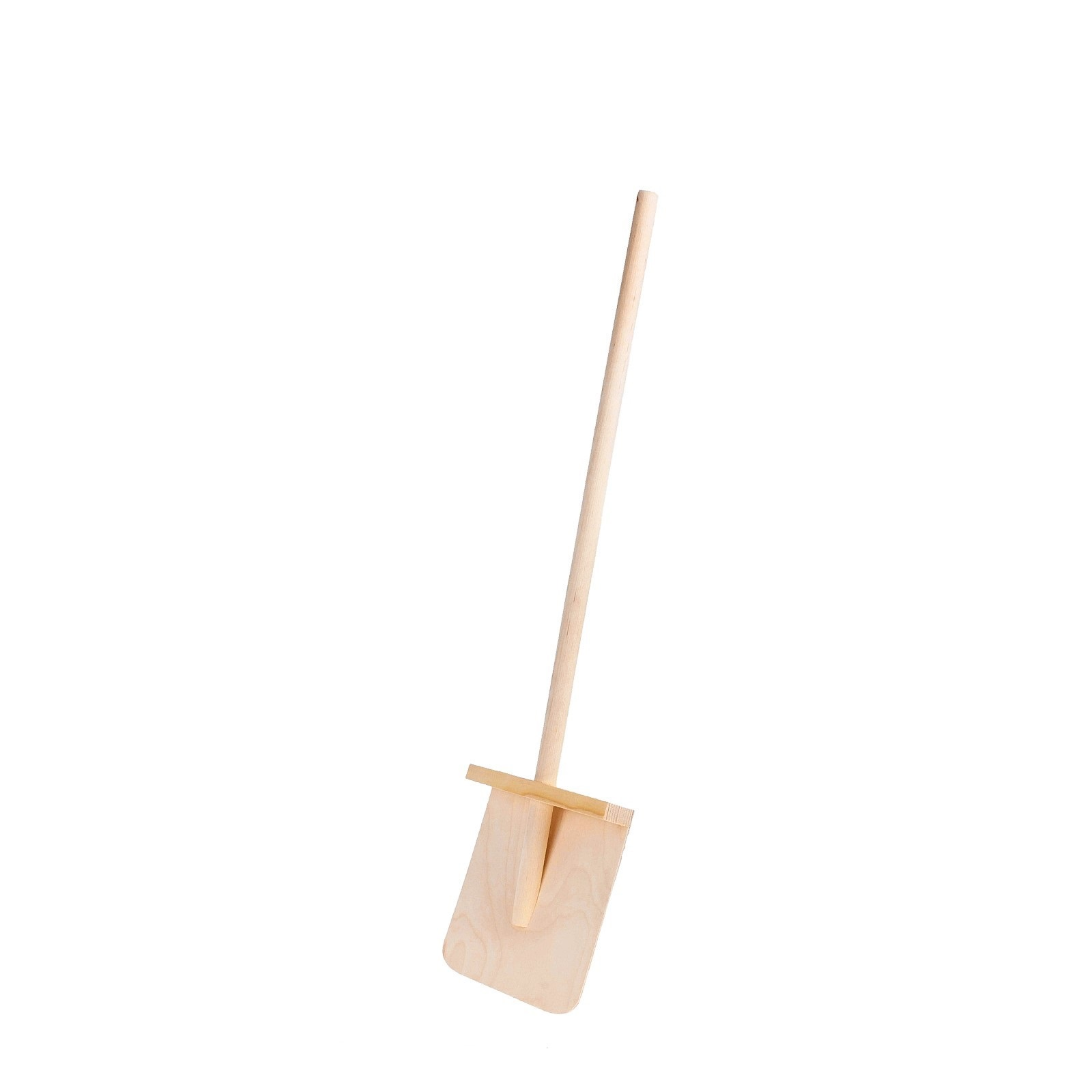 купить Игрушка для песочницы Марич ЛМ Лопатка деревянная Малая бежевый по цене 100 рублей