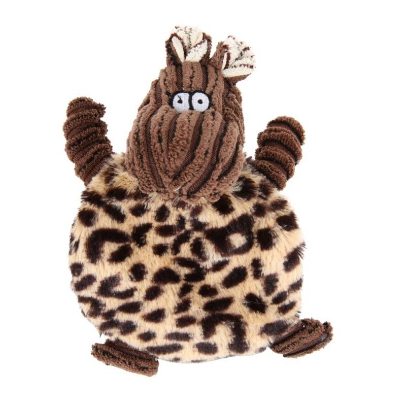 Игрушка для животных AUTMOR Плюшевая игрушка (с пищалкой) игрушка для собак kong мячик l xl с пищалкой цвет прозрачный бирюзовый 18 х 18 х 18 см