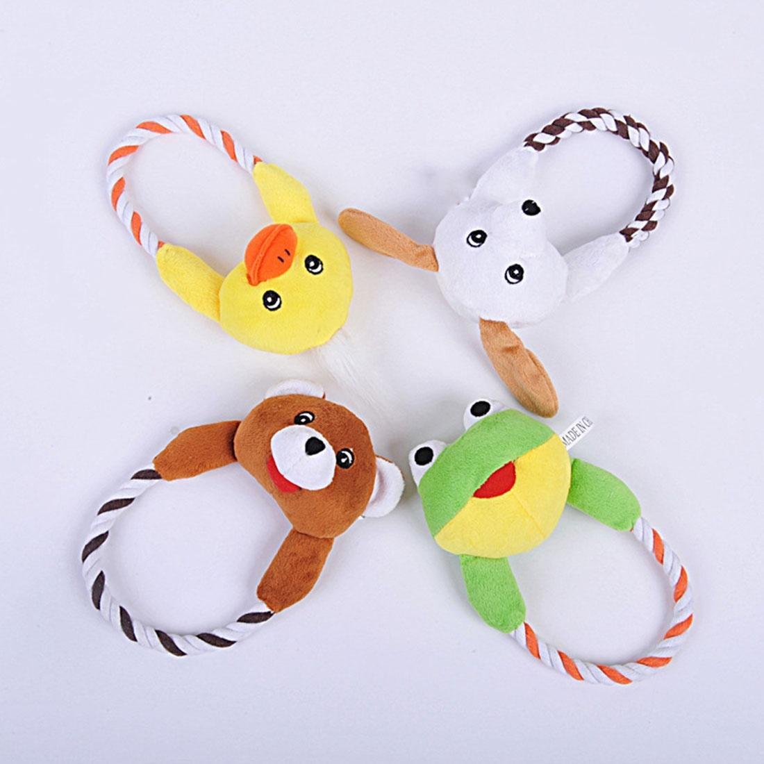 Игрушка для животных joyliveCY Мягкая игрушка-пищалка для собак