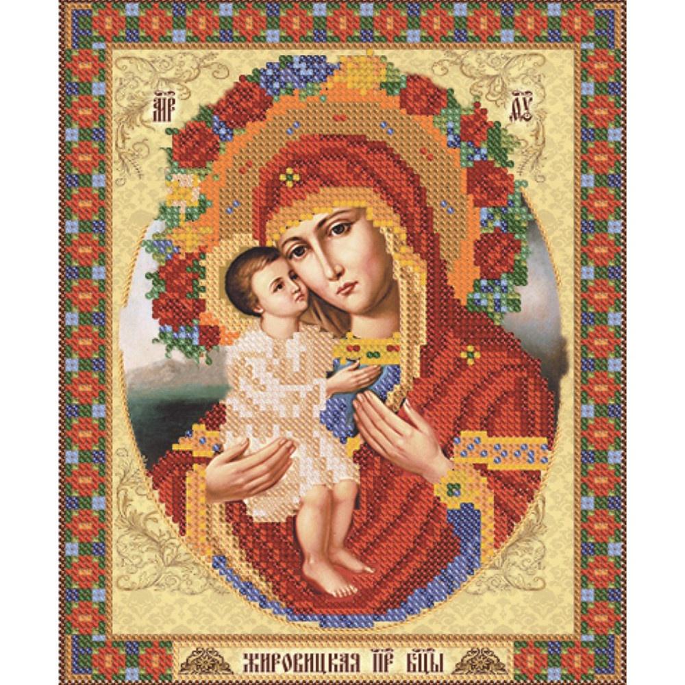 Алмазная мозаика TopSeller Алмазная живопись (икона)