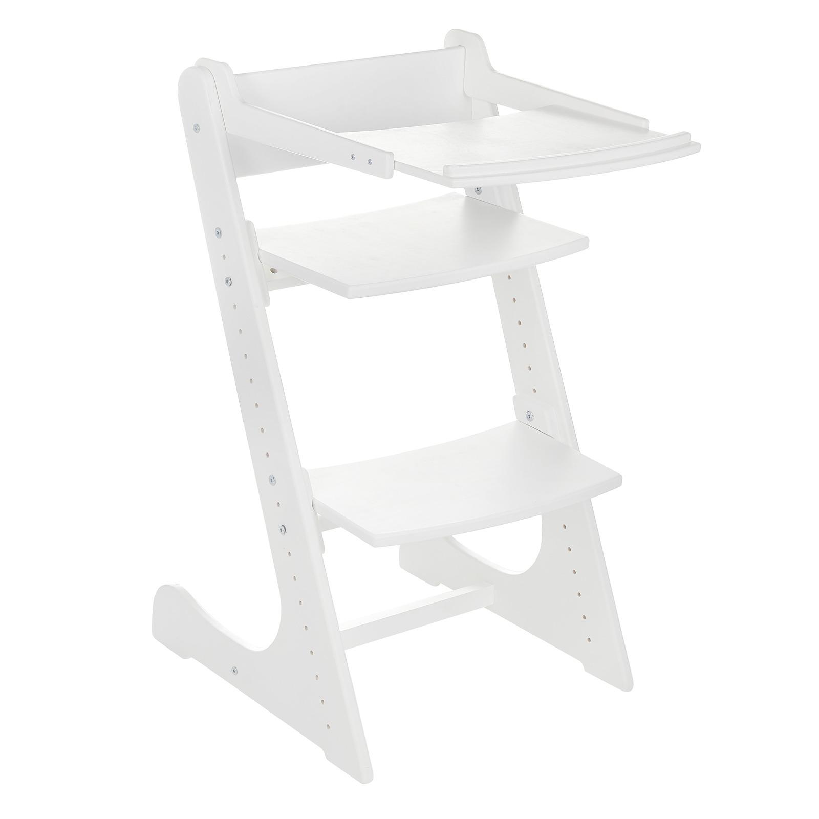 Столик для стульчика кормления Sweet Baby Mio Bianco , 424212, белый