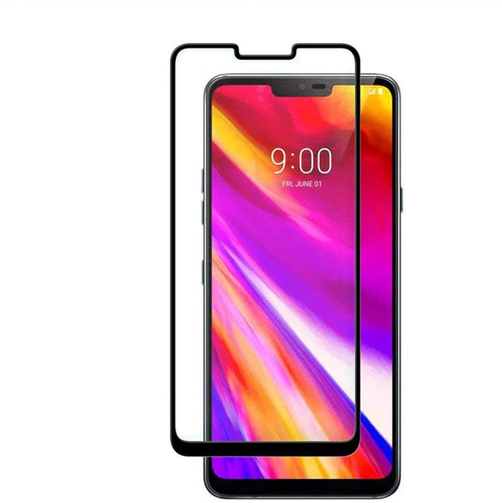 Полноприклеивающееся защитное стекло Premium на весь экран Asus Zenfone Max M2 ZB633KL цены онлайн