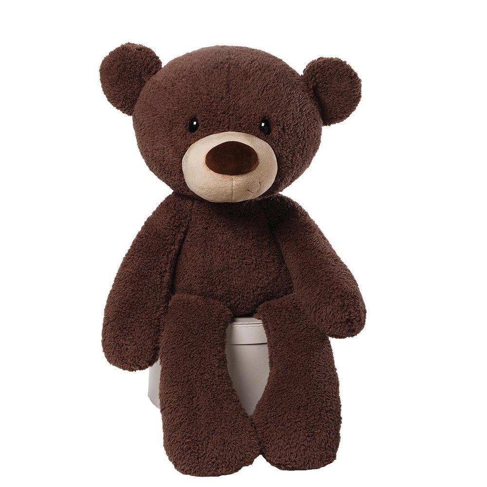 Игрушка мягкая (Fuzzy Chocolate Jumbo, 86,5 см). Gund недорого