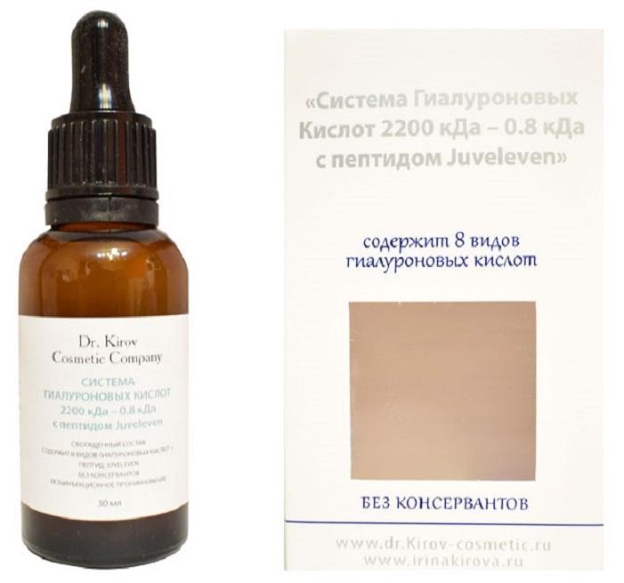 Dr. Kirov Cosmetic Company,Гиалуроновый гель