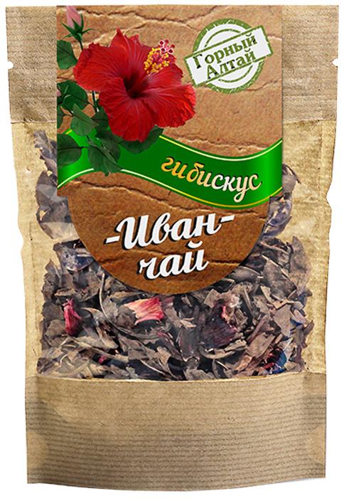 ци травы чай здоровья травяной чай pingyin роза чай 55г Чай травяной алтайский Арвика Иван-Чай, ферментированный, с гибискусом, 30 г