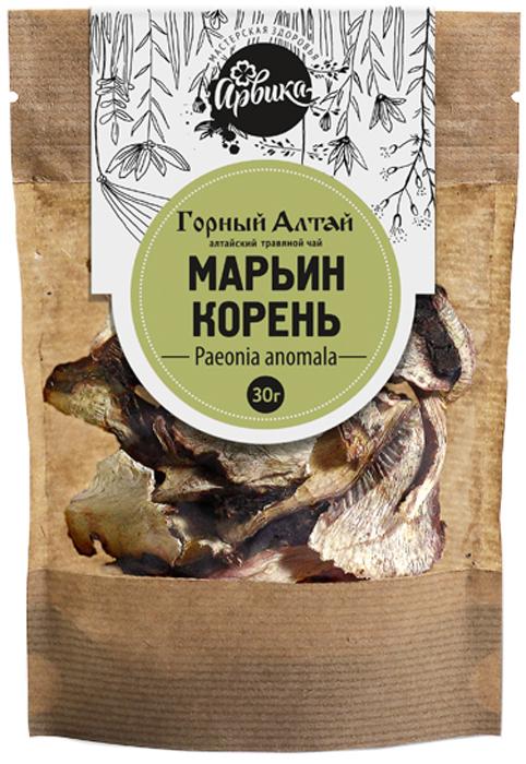 Чай травяной алтайский Арвика Традиции Алтая Марьин корень, 30 г травяной сбор лапчатка белая корень сила природы 25 г