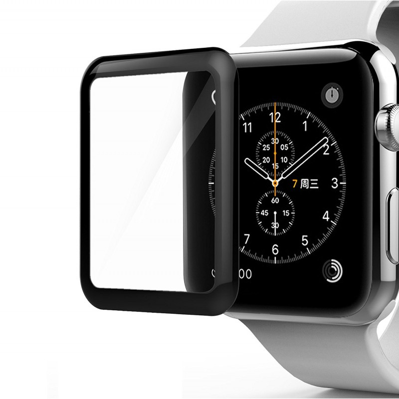 Защитное стекло 5D Glass для Apple watch 38MM