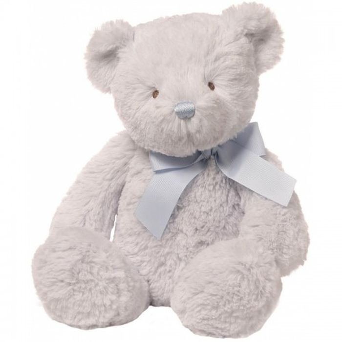 Мягкая игрушка Gund Peyton Teddy Blue голубой