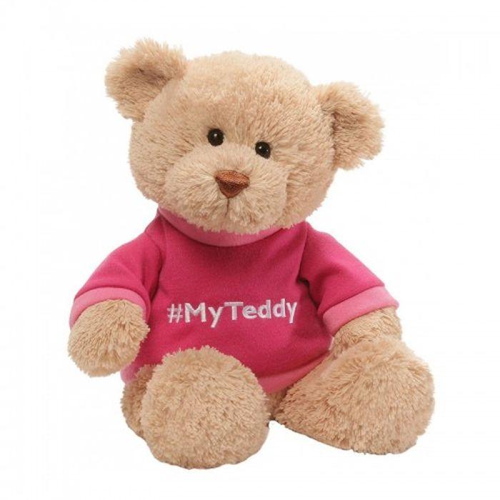 Игрушка мягкая (My Teddy Bear Pink, 30,5 см). Gund недорого