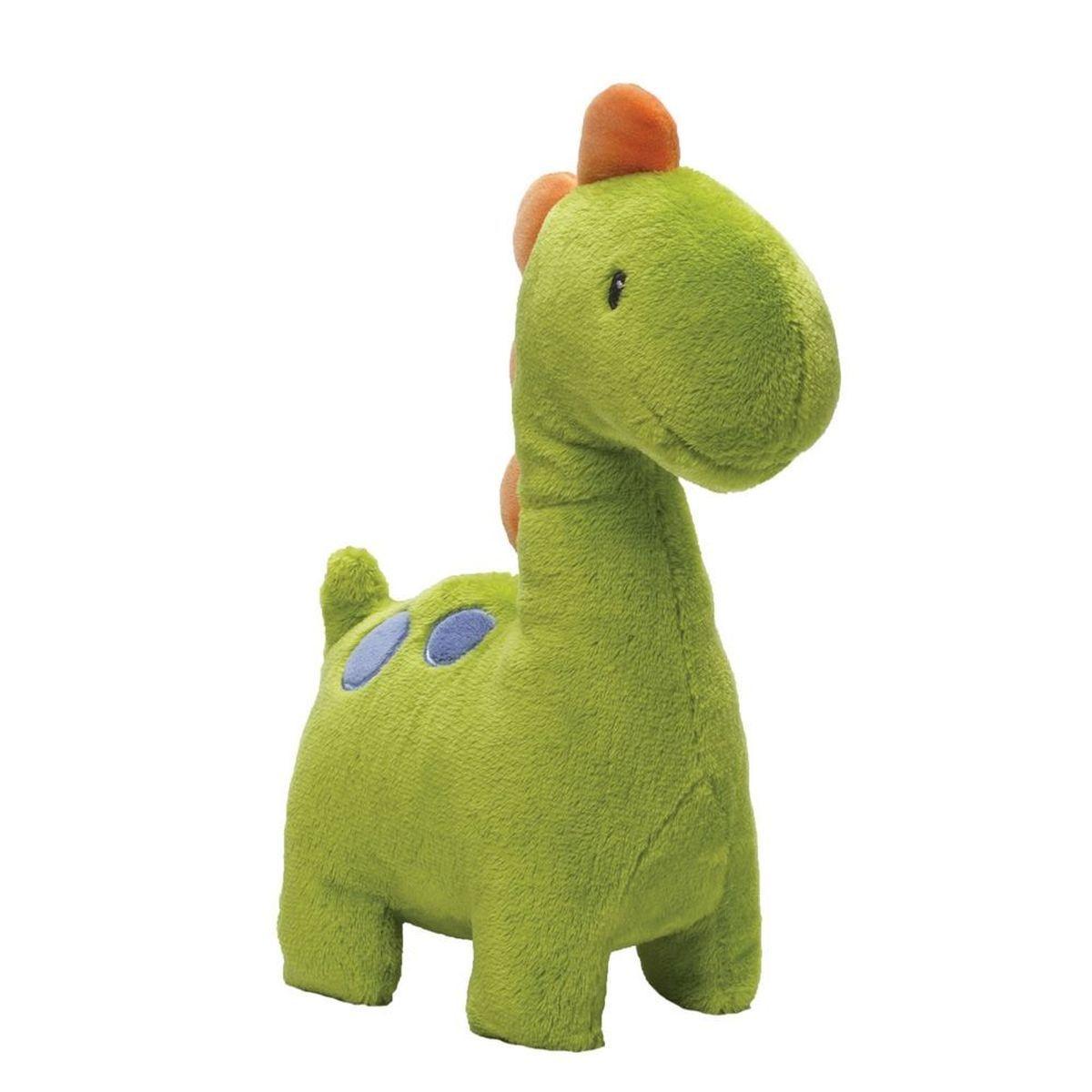 Игрушка мягкая (Dino Rattles, Ugg, 12,5 см). Gund стоимость