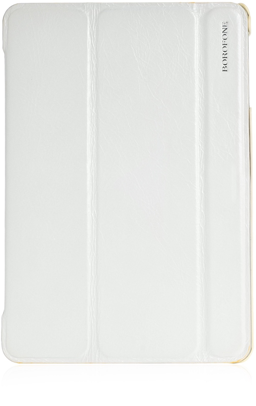 Чехол для планшета Borofone книжка кожа white для Apple iPad mini 1/2/3 7.9, белый