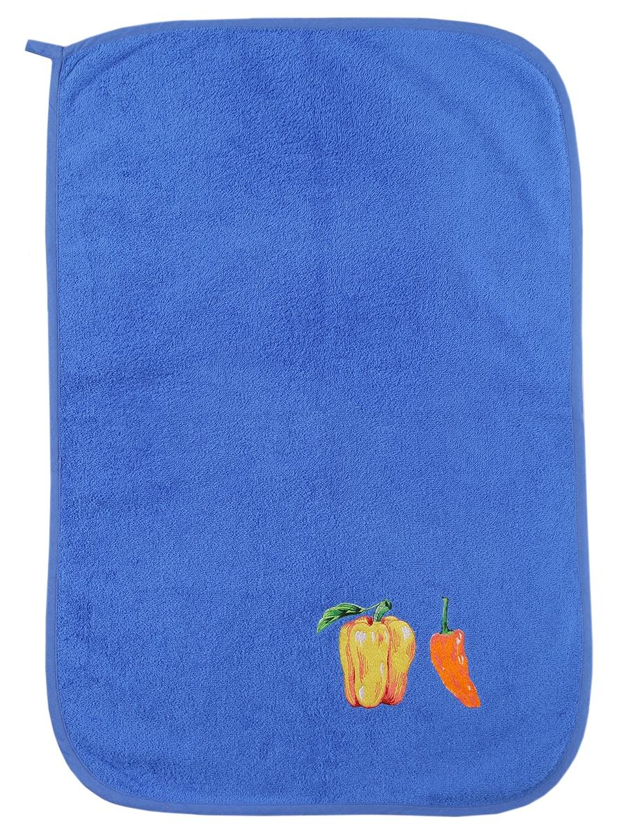 Полотенце кухонное Pastel 349, синий недорго, оригинальная цена