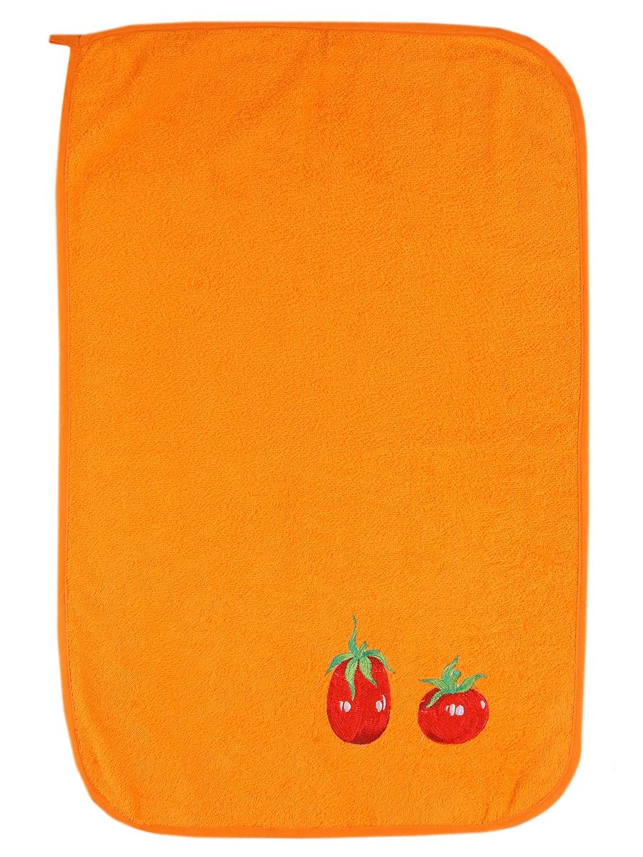 Полотенце кухонное Pastel 350, оранжевый недорго, оригинальная цена